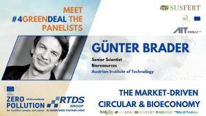 Günter Brader, Senior Scientist, Bioresources at AIT