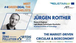 Jürgen Roither, Mechanical Research Engineer at AIT-LKR